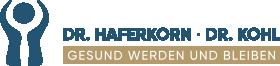 Gemeinschaftpraxis Dr. Haferkorn & Dr. Kohl Logo