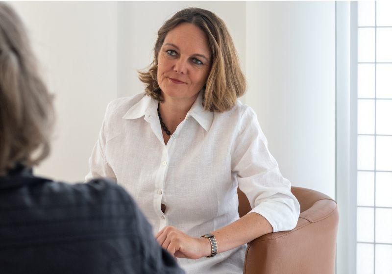 Umweltmedizinerin Dr. Ricarda Haferkorn